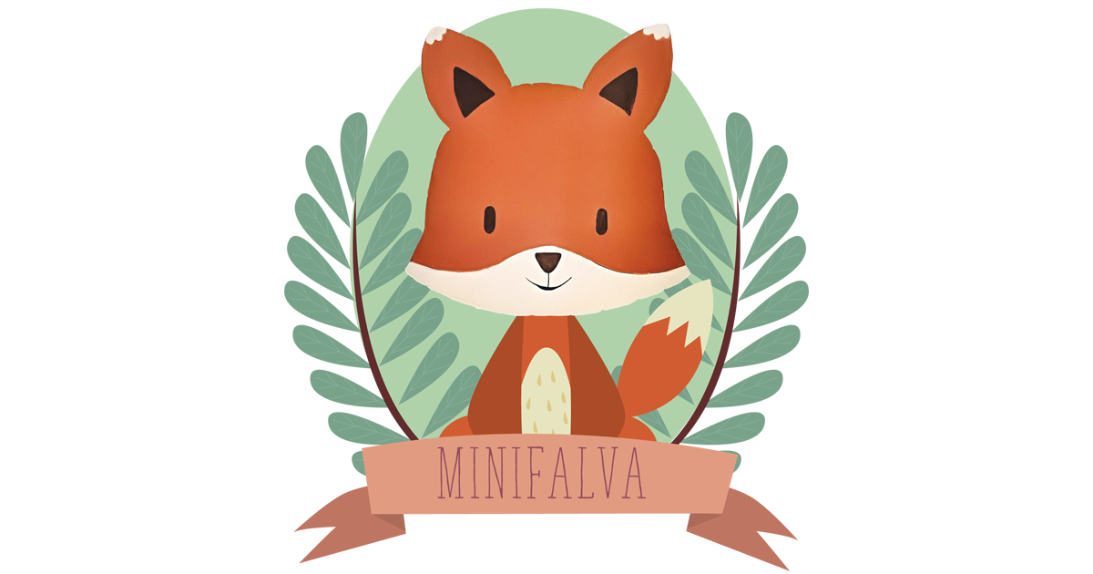 Minifalva logó - webshop készítés